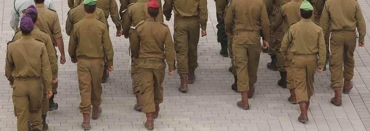 מדרסים לחיילים קרביים