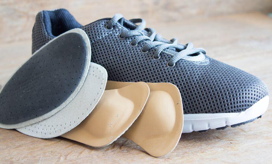 מדרסים אורטופדיים לנעליים